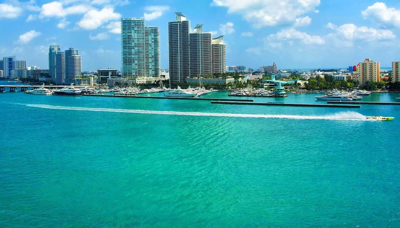 Miami Shoreline - Cardiff